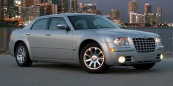 Chrysler 300 in Miami