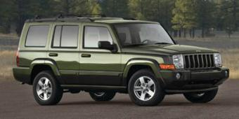 Jeep Commander in Greenwood Village