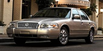 Mercury Grand Marquis in Los Angeles