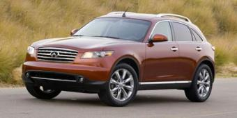 Infiniti FX Models in Middletown