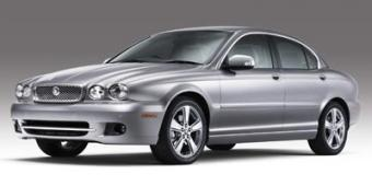 Jaguar X_Type in Albany
