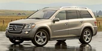 Mercedes-Benz GL450 in Phenix City