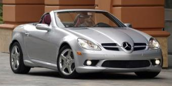 Mercedes-Benz SLK320 in Cumberland