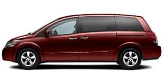 Nissan Quest in Birmingham