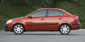 Kia Rio in Salt Lake City