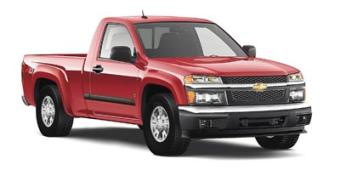 Chevrolet Colorado in Dallas/Ft. Worth