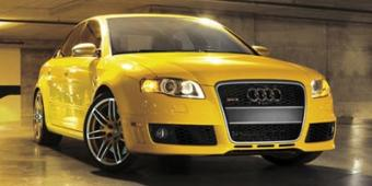 Audi RS 4 in Sallisaw