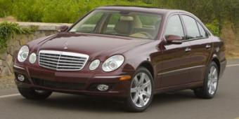 Mercedes-Benz E350 in Cleveland