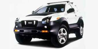 Isuzu VehiCROSS in Salt Lake City
