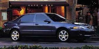 Mazda 626 in Woodside