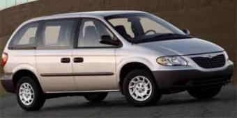 Chrysler Voyager in Soldotna