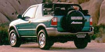 Isuzu Amigo in Mobile