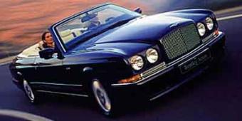 Bentley Azure in Naples