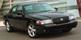 Mercury Marauder in Palm Beach