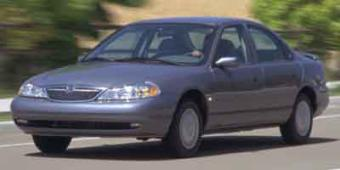 Mercury Mystique in Auburn