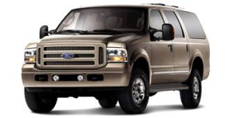 Ford Excursion in Island Pond