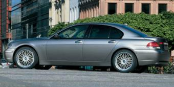 BMW 745i in Mobile