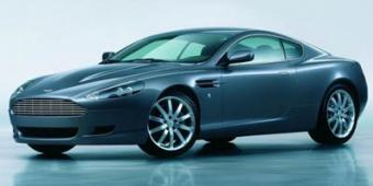 Aston Martin DB9 in Mobile