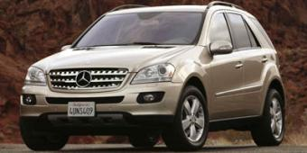 Mercedes-Benz ML500 in Kansas City