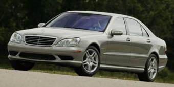 Mercedes-Benz S55 AMG in Zachary