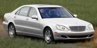 Mercedes-Benz S600 in Greenville