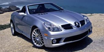 Mercedes-Benz SLK Class in Palm Beach