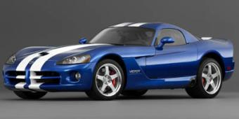 Dodge Viper in Wiscasset