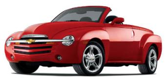 Chevrolet SSR in Baton Rouge