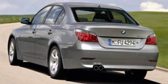 BMW 5 Series in Waterloo