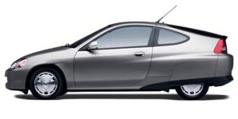 Honda Insight in St. Louis