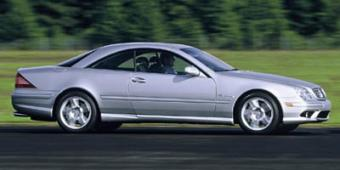 Mercedes-Benz CL55 AMG in New York