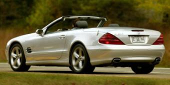 Mercedes-Benz SL500 in Philadelphia