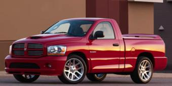 Dodge Ram SRT_10 in Tulsa