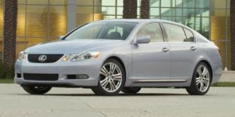 Lexus GS Models in Scottsdale
