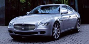 Maserati Quattroporte in Dallas/Ft. Worth