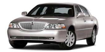 Lincoln Town Car in Los Angeles