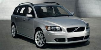 Volvo V50 in Detroit