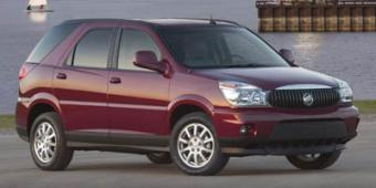 Buick Rendezvous in Chicago
