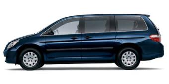 Honda Odyssey in Lexington