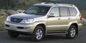 Lexus GX Models in Raleigh