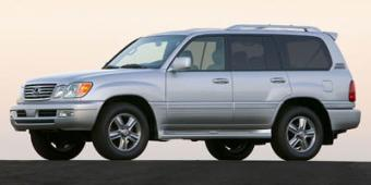 Lexus LX Models in Greenville