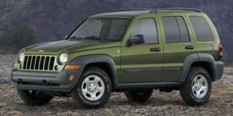 Jeep Liberty in Santa Fe