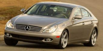Mercedes-Benz CLS550 in Minot