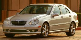 Mercedes-Benz C230 in Mobile