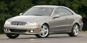Mercedes-Benz CLK55 AMG in Columbus