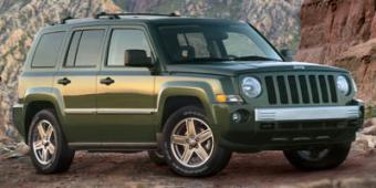 Jeep Patriot in Newberg
