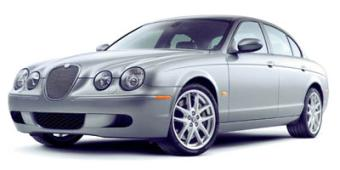 Jaguar S_Type in Santa Fe