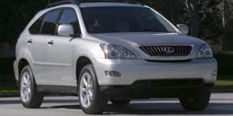 Lexus RX Models in New Orleans