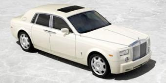 Rolls-Royce Phantom in Lexington