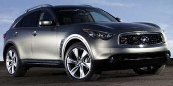 Infiniti FX50 in Dallas/Ft. Worth
